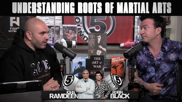 Understanding Roots of Martial Arts, Process of Getting Better, Conor McGregor's Influence on 5 Rounds