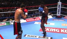 Watch Badr Hari Knock Out Errol Zimmerman at K-1 World Grand Prix 2008 from Dec. 6, 2008
