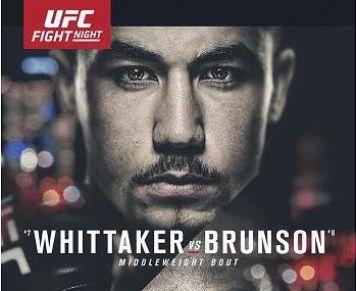 MMA_Poster_UFCFightNight_RobertWhittaker_DerekBrunson