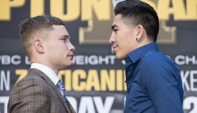 Frampton vs. Santa Cruz 2 & Zlaticanin vs. Garcia Media Conference Call Audio Replay & Transcript