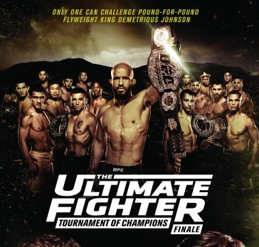 The Ultimate Fighter 24 Finale Results: Demetrious Johnson Defeats TUF 24 Winner Tim Elliott