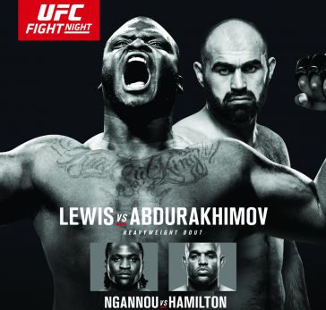 UFC Fight Night Albany Results: Derrick Lewis Comes Back to Stop Shamil Abdurakhimov