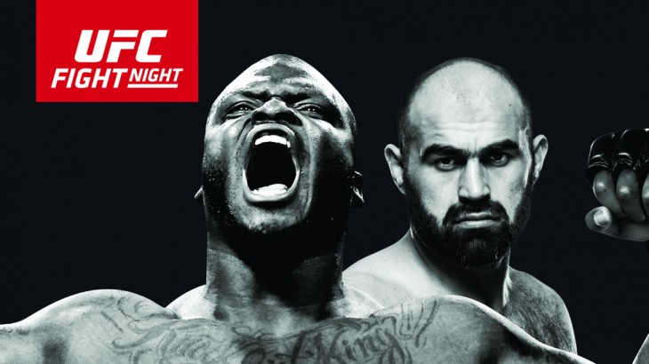 UFC Fight Night: Lewis vs. Abdurakhimov LIVE Friday at 9 p.m. ET on Fight Network