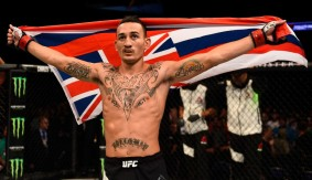 It's No Longer Time to Sleep on Max Holloway