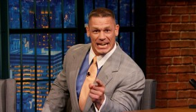 "John Cena To Host ""SNL"" Next Saturday"