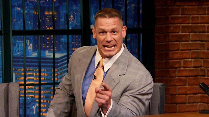 "John Cena To Host ""SNL"" Next Saturday"
