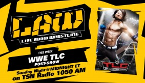Dec. 4 Edition of The LAW – WWE TLC, Lanny Poffo, Dave Meltzer