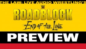 WWE Roadblock: End of the Line Preview with John Pollock & Jimmy Korderas