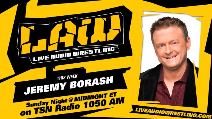 Dec. 12 Edition of The LAW feat. Jeremy Borash