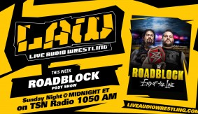 Dec. 18 Edition of The LAW – WWE Roadblock Post-Show