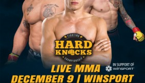 Hard Knocks Fighting 52 LIVE Friday at 11 p.m. ET
