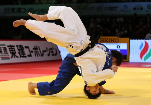 IJF Tokyo Grand Slam 2016 Day 1 Video Replay, Recap & Photos