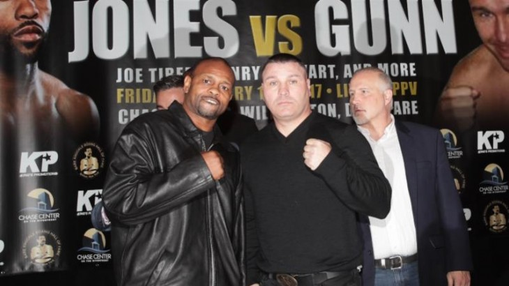 "Roy Jones Jr. vs. Bobby Gunn Press Conference Quotes & Video Highlights – ""Roy Will Never Forget Me"""