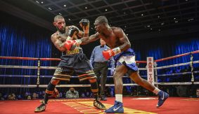 Sin City Showdown Results & Photos – Ashley Theophane Defeats Yakabu Amidu