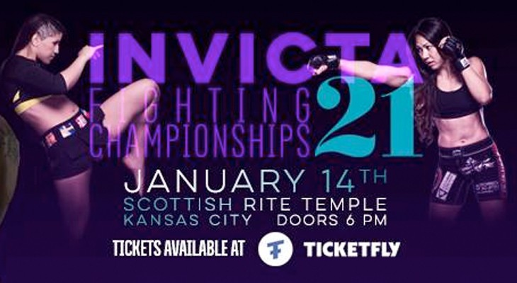 Brieta Carpenter Out of Invicta FC 21 with Concussion; Heather Hardy's MMA Debut Postponed