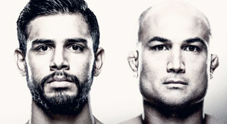 UFC Fight Night Phoenix Results: Yair Rodriguez Stops B.J. Penn in Round 2