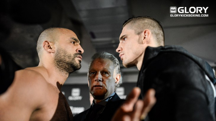 GLORY: Collision, GLORY 36 Oberhausen Weigh-in Results, Video Replay & Photos