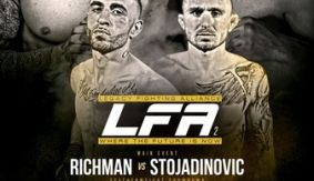 Legacy Fighting Alliance 2 Weigh-in Results – Watch LIVE Internationally on Fight Network