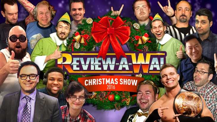 Review-A-Wai – Christmas Show 2016