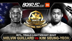 Melvin Guillard vs. Seung-Yeon Kim Set For ROAD FC 036 on Feb. 11 in Seoul
