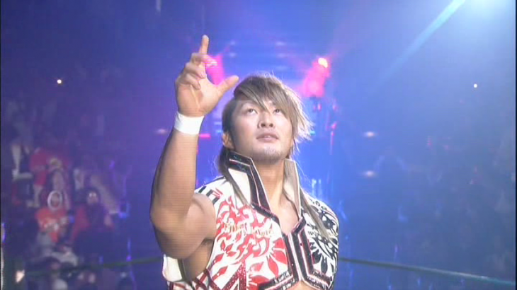 Dec. 23 News Update: Hiroshi Tanahashi Speaks on His Spot at Dome Show