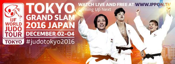 IJF Tokyo Grand Slam 2016 Preview