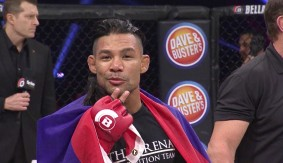 Bellator 167 Preview: Darrion Caldwell vs. Joe Taimanglo Rematch