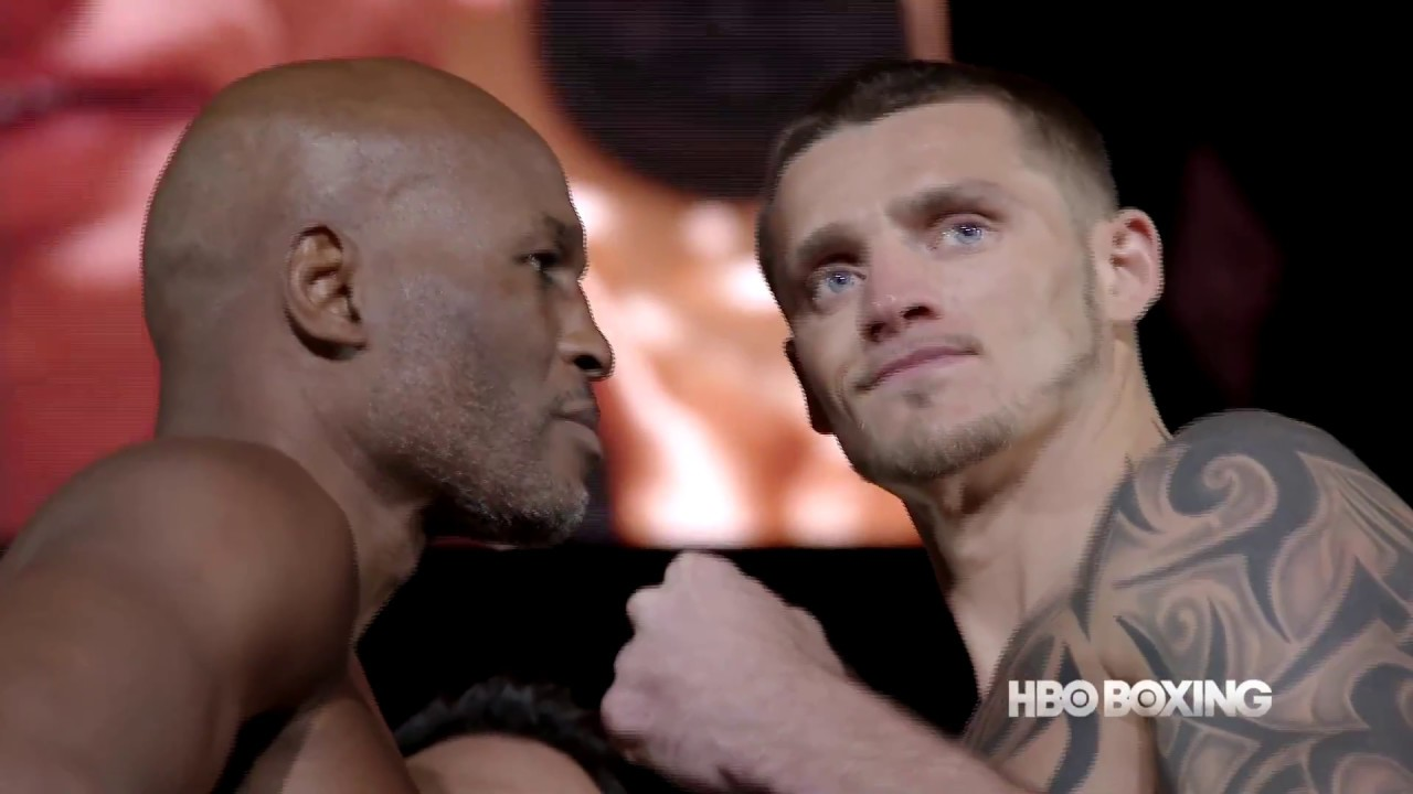 Bernard Hopkins vs. Joe Smith Jr. Weigh-in Recap