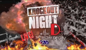Bouts Set for Knockout Night at the D: Cantu vs. Palicte on Saturday in Las Vegas