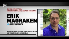 Combat Sports Law's Erik Magraken on Mixed Martial Arts Athletes Association