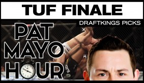 DFS MMA: UFC TUF Finale DraftKings Picks & Preview