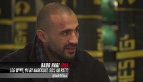GLORY Collision Countdown: Badr Hari – Exclusive Interview with Todd Grisham