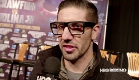 "HBO Boxing: John Molina Jr. on Terence Crawford – ""We Know Exactly Who He Is"""