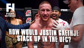 How Would Justin Gaethje Stack Up in the UFC?