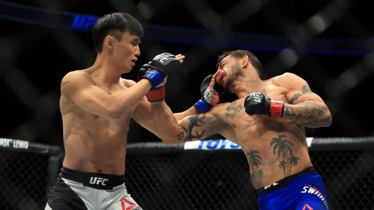 Unpopular Review – UFC 206