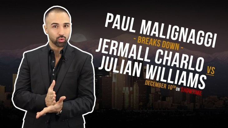 Jesus Cuellar vs. Abner Mares & Jermall Charlo vs. Julian Williams Preview with Paul Malignaggi