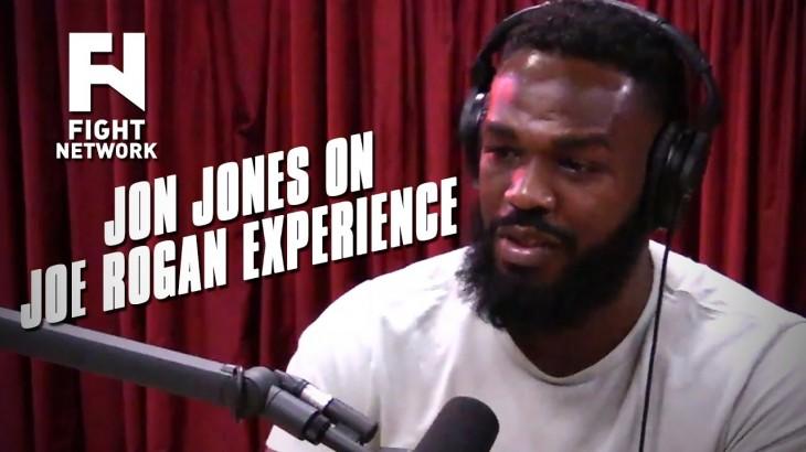 Jon Jones Comes Clean About His Mistakes on Joe Rogan Experience