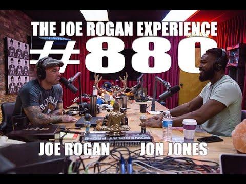 Jon Jones on Joe Rogan Experience Talks Suspension, Hit & Run, Partying, Plus More
