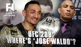 Jose Aldo vs. Max Holloway Rumored For UFC 208 in Brooklyn