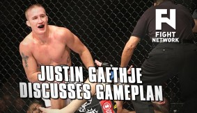 """Justin Gaethje on Fight Day – """"I Have Absolutely No Gamplan Ever"""" – Watch WSOF NYC LIVE Sat. at 3 p.m. ET on Fight Network"""