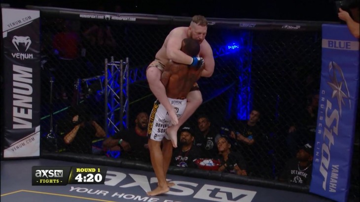 Legacy Fighting Championship 63: Harris vs. Cobb – Fight Network Recap