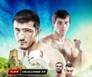 M-1 Challenge 73 LIVE Friday at 12 p.m. ET on Fight Network