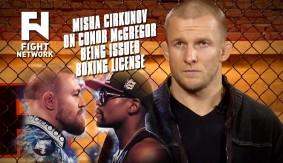 Misha Cirkunov on McGregor in Boxing – World Champion in Tennis Isn't World Champion in Ping Pong