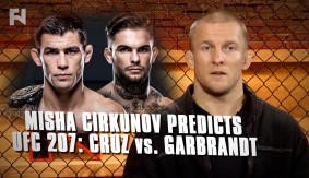 Misha Cirkunov Predicts UFC 207: Dominick Cruz vs. Cody Garbrandt