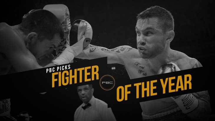 PBC's 2016 Fighter of the Year – Carl Frampton