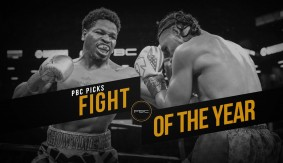 PBC's Fight of the Year: Keith Thurman vs. Shawn Porter