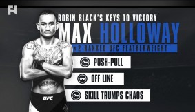 Robin Black's Keys to Victory – UFC 206: Max Holloway