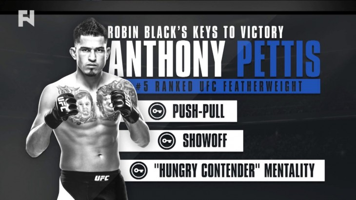 Robin Black's Keys to Victory – UFC 206: Anthony Pettis