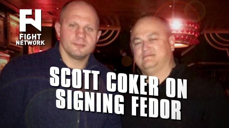 Scott Coker Discusses Signing Fedor Emelianenko to Bellator