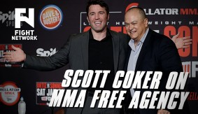 "Scott Coker on MMA Free Agency – ""We Want the Fighters to Come This Way"""
